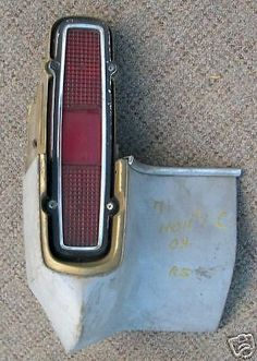 Condition on this item is nice, there is surface scratches, but over all looks good, picture is upside down. Old Car Parts, Chevrolet Monte Carlo, Tail Light, Old Cars, Surface, Nice, Ebay, Nice France