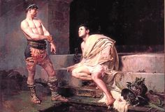 Browse through images in Troy Caperton's Greco-Roman collection. A gallery of images from or about the Classical Ages of Greece and Rome Romantic Scenes, Ancient Rome, Ancient Greece, Old Master, What Is Life About, Deities, Canvas Prints, Wall Prints, Old Things