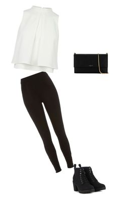 """Black&White"" by project19 on Polyvore"
