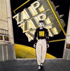 Zip Zip Art
