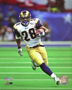 38bc02cde St. Louis Rams Marshall Faulk Limited Edition Pennant. Marshall Faulk Super  Bowl Xxxvi Action Photo Print (11 x 14)