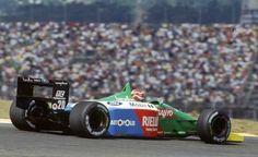Benetton - Nelson Piquet