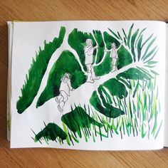 Day 21 28 Drawings Later Sketchbook Challenge by Jo Degenhart