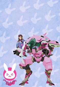 Project: D.Va by RideAlongWithMe.deviantart.com on @DeviantArt