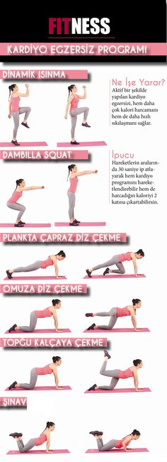 This Pin was discovered by Gül Pilates Training, Pilates Workout, Gym Workouts, Fitness Goals, Fitness Tips, Health Fitness, Fitness Sport, Fitness Del Yoga, Cardio Fitness