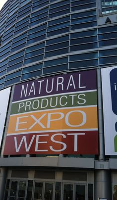 Natural Products Expo West 2012!