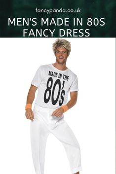 691edaca3041e5 Transform yourself into an 80s music icon with this adorable fancy dress  costume and stand out