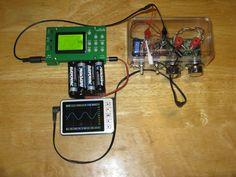 make laptop into oscilloscope