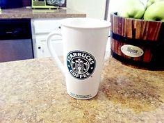 Starbucks Tall Coffee Mug 16 Ounces Genuine | eBay