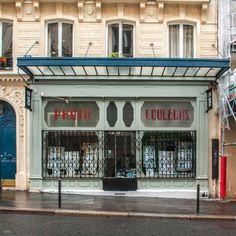 Rue Ramey, Paris 18e. Mars 2017.