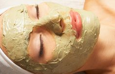 I LOVE DIY home facials...I know exactly what I'm putting on my skin & best part -- chemical free