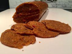 Chorizo de Seitan Seitan, Chorizo, Veggie Recipes, Vegetarian Recipes, Veggie Food, Tofu, Lunch, Fish, Cookies