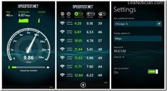 Llega la app de Speedtest.net para Windows Phone 8 - http://www.leanoticias.com/2013/01/17/llega-la-app-de-speedtest-net-para-windows-phone-8/