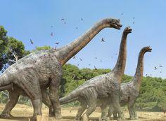 Sonhar com Dinossauros