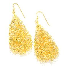 These earrings gleam and glow with a sparkling intensity!  #ShopNBCWishList