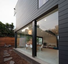 zinc clad bungalow- house tour.