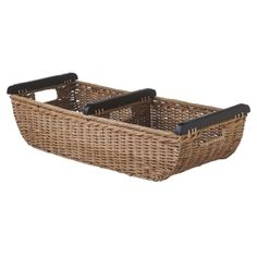 Martha Rattan Basket