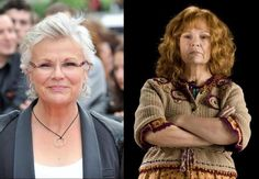 Happy 64th Birthday to Julie Walters! Feb. 22 nd. She played Molly Weasley in the Harry Potter films. #HappyBirthdayJulieWalters