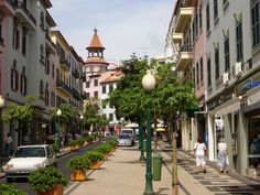 Madeira island - city of Funchal