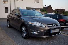Ford MONDEO zu verkaufen!!!  Titanium, NAVI, AHK, Sitzheizung, beh. Frontscheibe, etc. TÜV neu  135.000km, 95000.-€