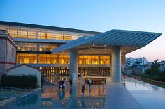 Acropolis Museum, Athens, Greece Tourist Information Athens Acropolis, Athens Greece, Greece Tourist Attractions, Arch Building, Places In Greece, Tourist Information, Southern Europe, Stunning View, Beautiful