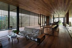 www.terenceproperties.com www.terenceyam.net  sawmill-house-archier-victoria-australia-designboom-02