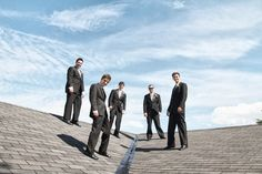 Groomsmen Portrait   Photografia Classic Weddings
