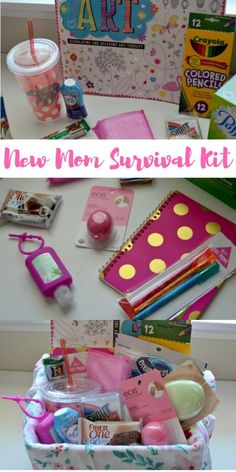 New Mom Survival Kit: Make the first days home with a new baby a little easier with these items   Tastefully Frugal AD #StockUpOnSoothingSoftness @samsclub