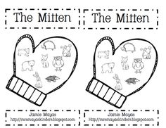 The Mitten Emergent Reader