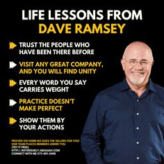Earn Unlimited $97 commission instantly Make Money Online, How To Make Money, Dave Ramsey, Interesting Reads, Unity, Life Lessons, Sayings, Reading, Words
