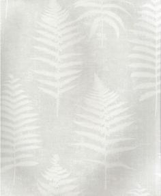 A soft and subtle grey leaf design wallpaper aailable from S & A Supplies at discounted prices #homedecor #wallpaper #leafwallpaper #greywallpaper