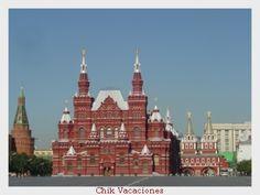 Moscu. Rusia