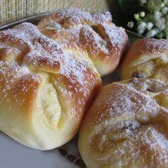 Recepty - Strana 4 z 48 - Vychytávkov Hungarian Desserts, Hungarian Recipes, Sweet Recipes, My Recipes, Favorite Recipes, Cookie Recipes, Dessert Recipes, Sweet Buns, Czech Recipes