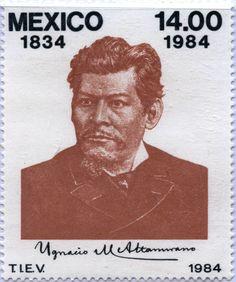 IGNACIO MANUEL ALTAMIRANO, MÉXICO 1984