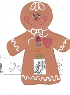 Story slider sequences the story of The Gingerbread Man and help students retell it. FREE