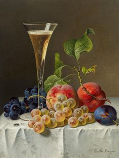 Things of beauty I like to see, Emilie Preyer (1849-1930) - Still life with...
