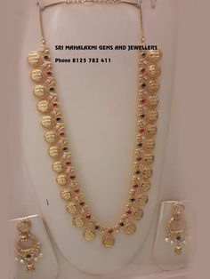Pearl Necklace Designs, Jewelry Design Earrings, Gold Earrings Designs, Gold Jewellery Design, Gold Necklace, Gold Wedding Jewelry, Gold Jewelry Simple, Gold Buttalu, Gold Ring Designs