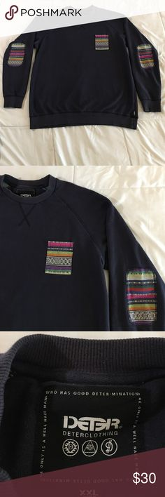 Crew Neck Sweatshirt! I'm usually a Large and I wear this! Definitely not a true XXL! More like an XL if anything! Sweaters Crewneck