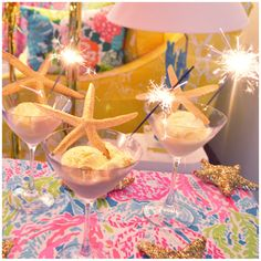 Light the party up in Lilly! Happy First Day of Summer aka National Wear Your Lilly Day