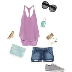 Lilac, created by rachelwenger on Polyvore