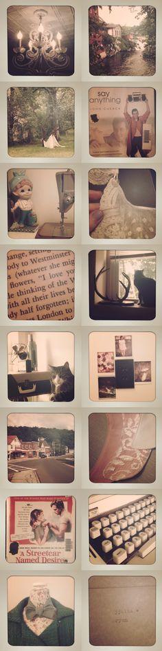 our week in snapshots. #instagram #filter #vintage