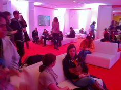 @AskDotCom's swanky Sugar Rush Lounge at SXSW this weekend was a scrumptious success!
