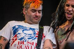 NOFX performed at Tempe Beach Park 4/6/15.