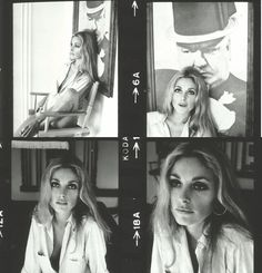 Sharon Tate photographed by James Silke
