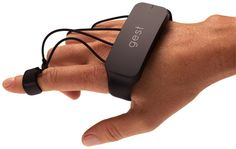 Gest is a wearable that brings interaction to a whole new level.