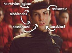 Star Trek Reboot Spock