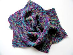 Gingini's Crafts and Quilts: Wingspan shawl tutorial
