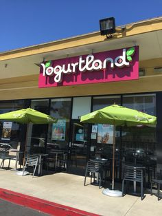 Yogurtland Vermont, Los Angeles, East Hollywood, CA