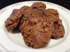Chewy Brownie Cookies
