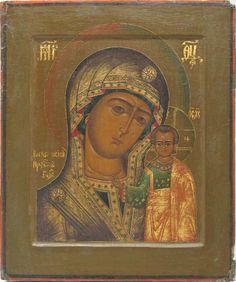 (1) - Nuestra Señora de la Señal'''' Seraphim Ponetaevsky   Artes